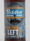 Peddler On Your Left IPA