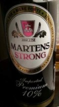 Martens Strong 10 - Imperial Pils/Strong Pale Lager