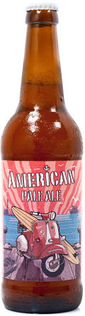 Jaws Brewery American Pale Ale