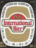 Club International Bier