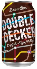Brew Bus Double Decker Porter
