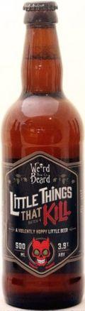 Weird Beard Little Things That Kill Batch 4