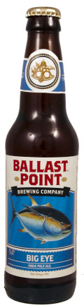 Ballast Point Big Eye IPA - India Pale Ale (IPA)