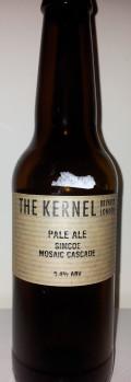 The Kernel Pale Ale Simcoe Mosaic Cascade