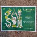 Partizan Saison Grisette Lemongrass Lychee