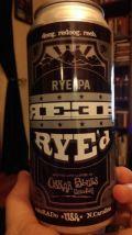 Oskar Blues Reeb Rye'd