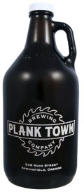 Plank Town Blazing Caber