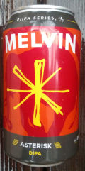 Melvin Asterisk Double IPA