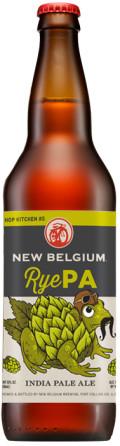 New Belgium Hop Kitchen  #5 - RyePA