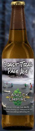 Canuck Empire Coast Trail Pale Ale