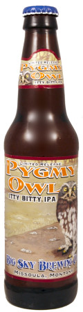 Big Sky Pygmy Owl Itty Bitty IPA