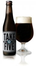 Domus Take Five Imperial Stout - Imperial Stout