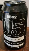 Brew By Numbers 05/05 India Pale Ale - Simcoe & Chinook