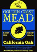 Golden Coast California Oak Mead