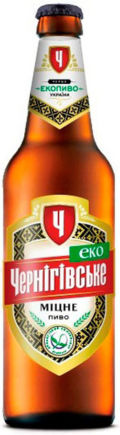 Chernigivske Mitsne - Imperial Pils/Strong Pale Lager