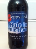 Poppyland Hole in the Rain
