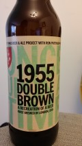 Pretty Things Once Upon a Time 1955 Double Brown