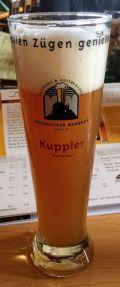 Bayerischer Bahnhof Kuppler Weisse
