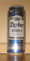 Zipfer Drei - Low Alcohol