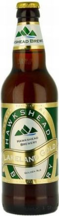 Hawkshead Lakeland Gold (Bottle)