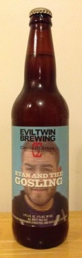 Evil Twin / Crooked Stave Ryan And The Gosling - Sour/Wild Ale