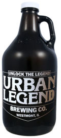 Urban Legend 4.5 Out Of 7 - Sweet Stout