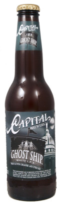 Capital Ghost Ship White IPA