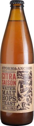 Storm&Anchor Citra Saison