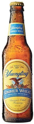 Yuengling Summer Wheat - German Hefeweizen