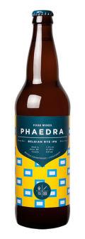Four Winds Phaedra Rye Wheat IPA