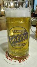 G�ller Drosendorf Lagerbier