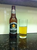 Sapporo Premium Beer - Pale Lager