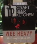 Stewart Craft Beer Kitchen Wee Heavy