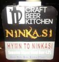 Stewart Craft Beer Kitchen Hymn to Ninkasi