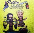 Steamworks / New Belgium Rollin' Golden Belgian Ale