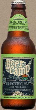 Sierra Nevada / Ballast Point Beer Camp Electric Ray