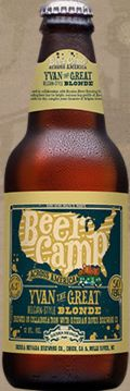 Sierra Nevada / Russian River Beer Camp Yvan the Great
