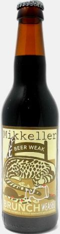 Mikkeller Beer Weak Brunch Weasel