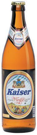 Kaiser Weisse (Germany) - German Hefeweizen