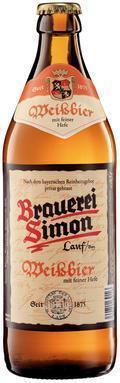 Brauerei Simon Wei�bier