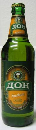Don Yuzhnoe (Southern Lager) - Imperial Pils/Strong Pale Lager