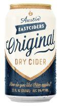 Austin Eastciders Original Dry Cider