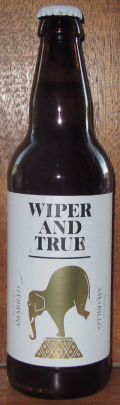 Wiper and True Pale Ale  Amarillo