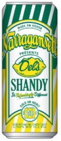 Narragansett Del�s Shandy
