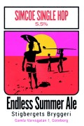 Stigbergets Endless Summer Ale - Simcoe Single Hop