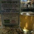 Hoppin� Frog Turbo Shandy Batch #1 - Imperial Pils/Strong Pale Lager