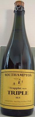 Southampton Triple Abbey-Style Ale - Abbey Tripel