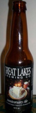 Great Lakes 15th Anniversary Ale