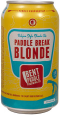 Bent Paddle Trail Series #  1: Paddle Break Blonde