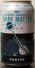 Logboat Dark Matter Wheat Porter